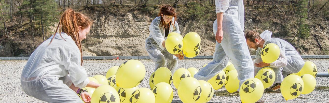 Nie wieder Atomkraftwerke Schweiz